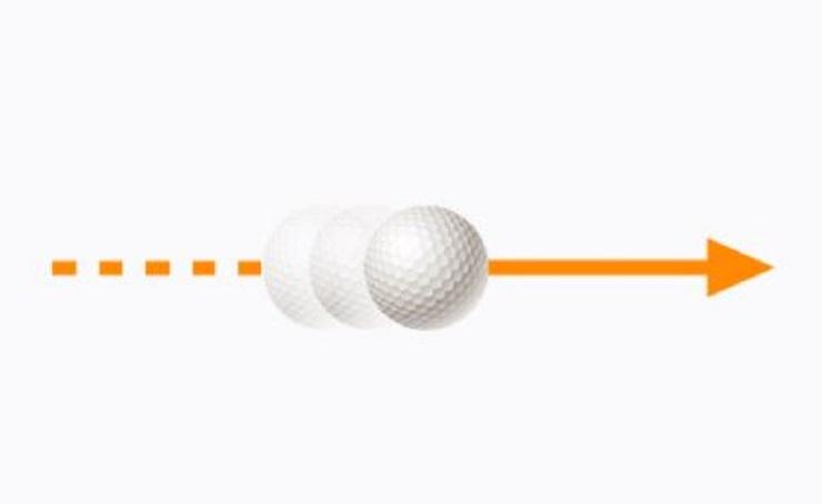 飛距離3大要素のうちの1つボール初速