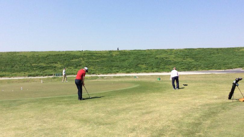 ゴルフ ショートゲーム アプローチ