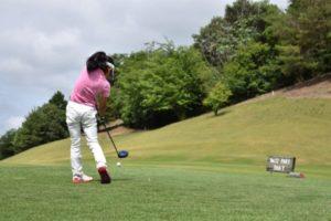 ジュニアゴルファー