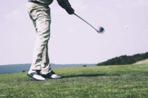 ゴルフスイング インパクトゾーン