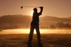 ゴルフ トップオブスイング