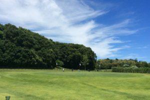 インペリアルゴルフガーデンのアプローチ練習場