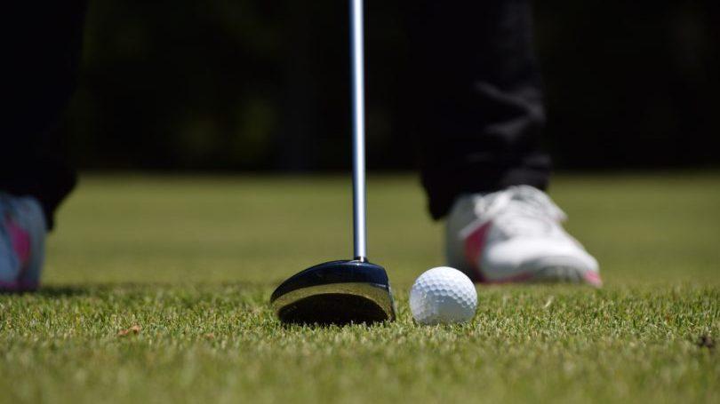 ゴルフ フェアウェイウッド スイング