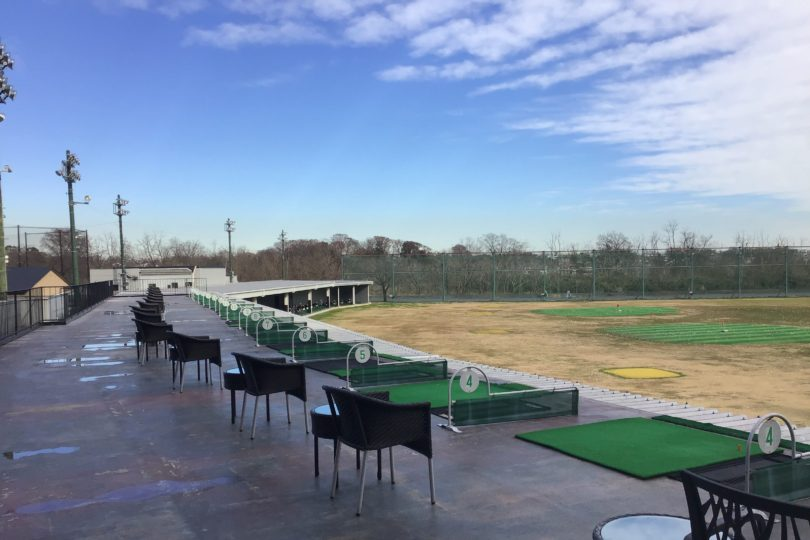 ゴルフ練習場 青梅リバーサイドパーク