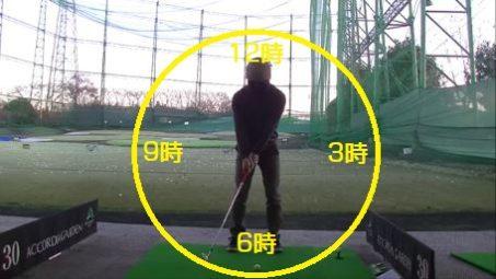 ゴルフ 7時トップ