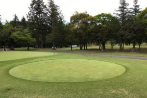 ゴルフ場 太平洋クラブ 美野里コース アプローチ練習場