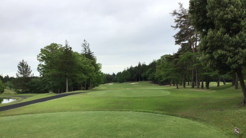 ゴルフ場 太平洋クラブ美野里コース ティーイングエリア