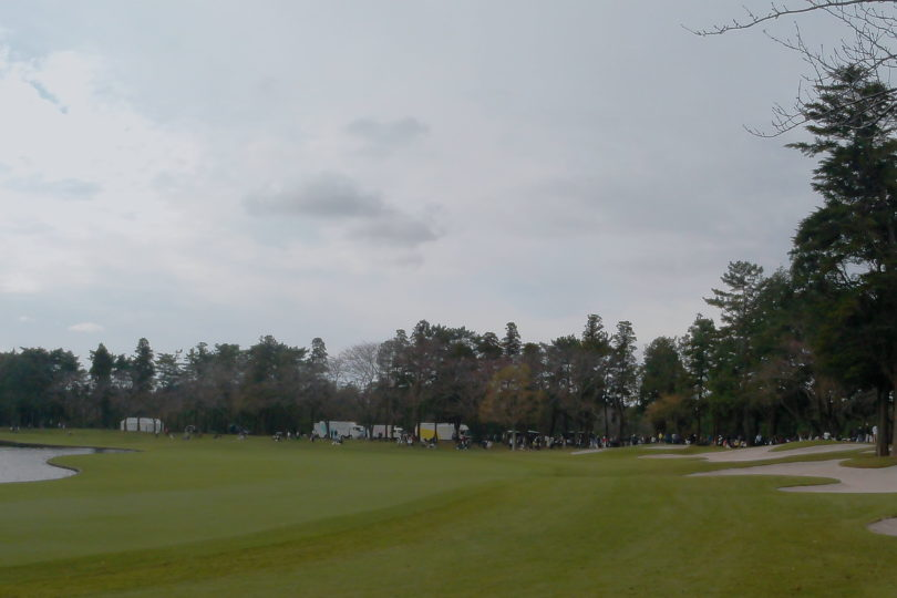 ZOZOチャンピオンシップゴルフ
