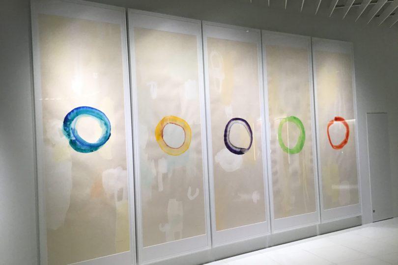 日本オリンピックミュージアム アート