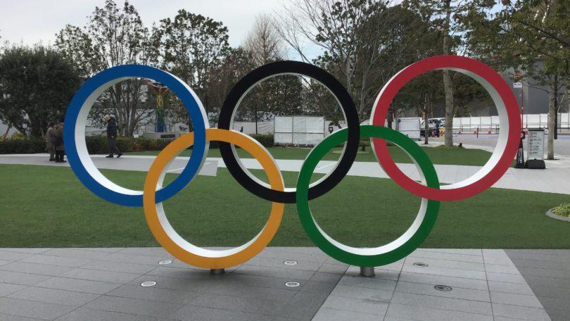 オリンピックのシンボルマーク