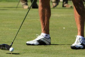 ゴルフスイング アドレス