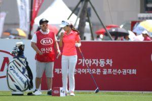 韓国の女子ゴルフツアー