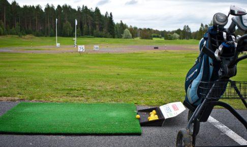 ゴルフ ドライビングレンジ