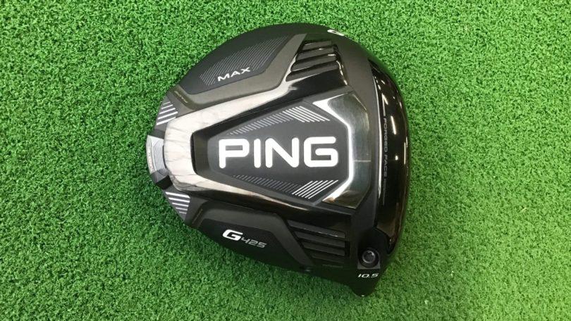 PING(ピン)G425ドライバー MAXヘッドソール