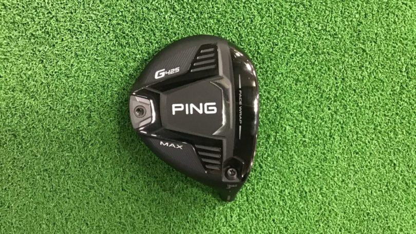 PING(ピン)G425フェアウェイウッド MAXヘッドソール