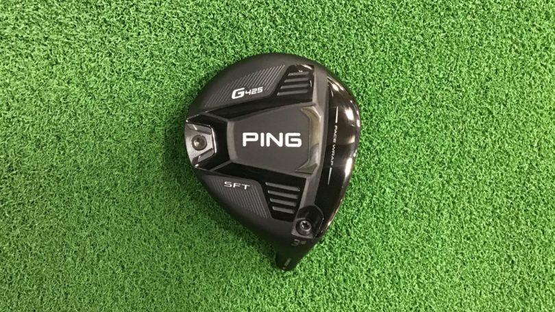 PING(ピン)G425フェアウェイウッド SFTヘッドソール