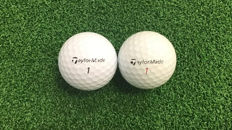 テーラーメイドゴルフボールtp5とtp5x