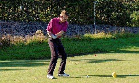 ゴルフ ダウンスイング